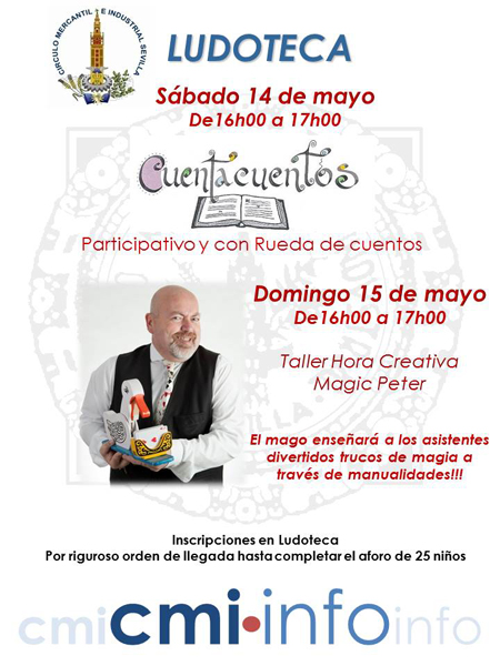 ludoteca Magic Peter 15 5 16