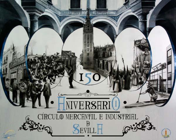 El cartel del 150 aniversario: un recorrido