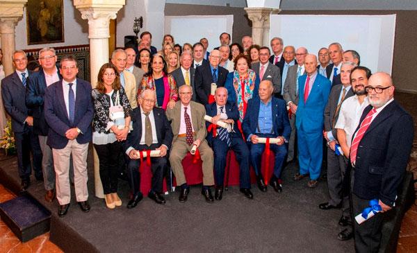 Homenaje a socios con 25 y 50 años de antigüedad