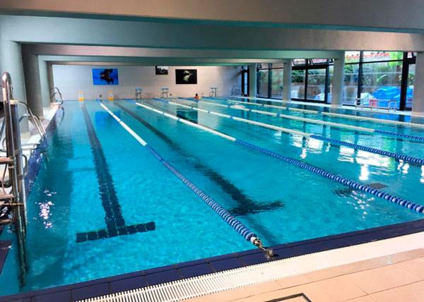 Horarios de invierno en la piscina climatizada