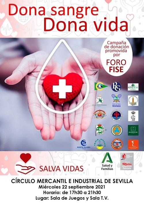 'Dona sangre, dona vida' en nuestras instalaciones deportivas